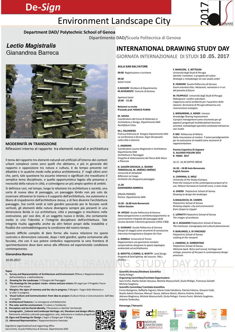 GIORNATA DI STUDI 2017