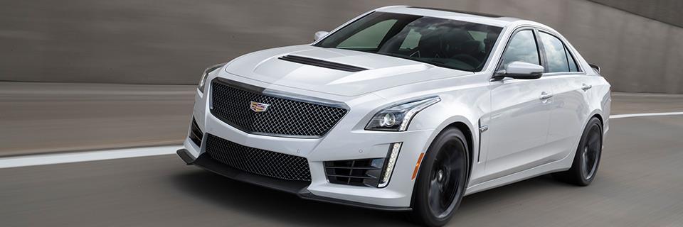 Cadillac CTS-V 2017