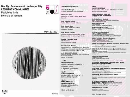 PROGRAMMA De-Sign 2021 Resilient Communi