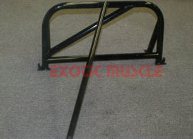 C4 Convertible race roll bar 5 point