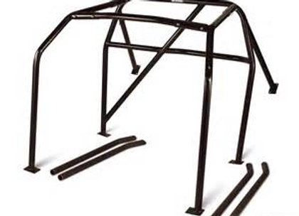 C4 Race roll cage 6 point for coupe 84-96
