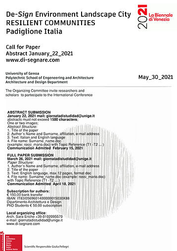 call for paper 2021 vs 2 per sito .jpg