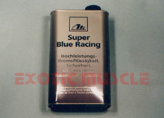 Super Blue brake fluid