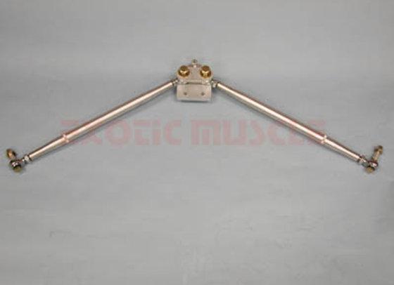 C4 EM Aluminum heim toe rods