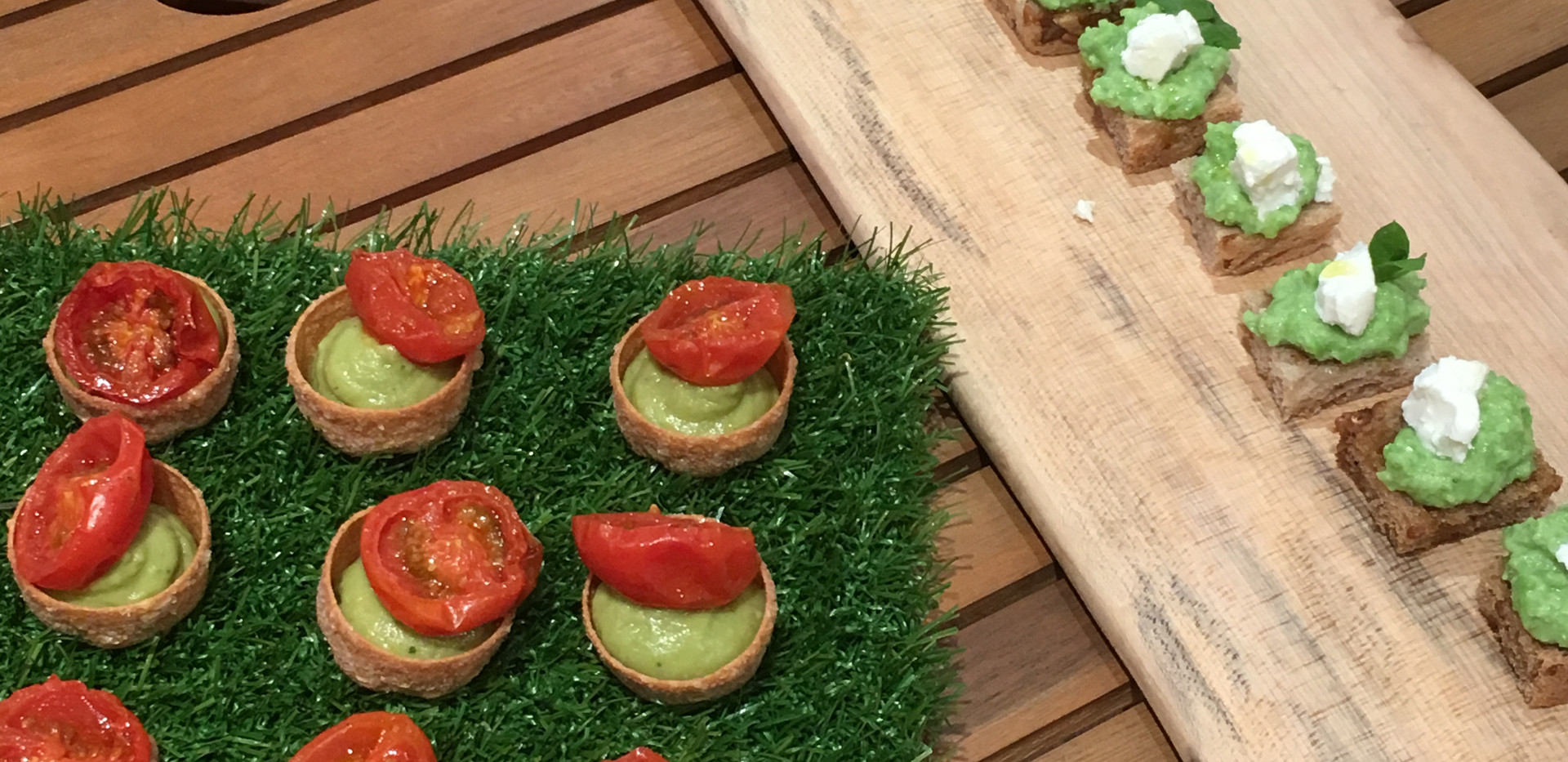 Event Canapes