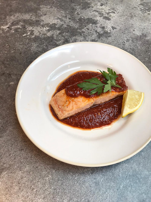 Salmon Chraimeh - Small