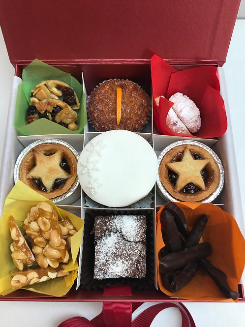 Medium Box of Christmas Bakes