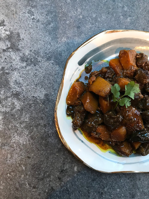 Lamb, Butternut, Prune and Tamarind Tagine - Small