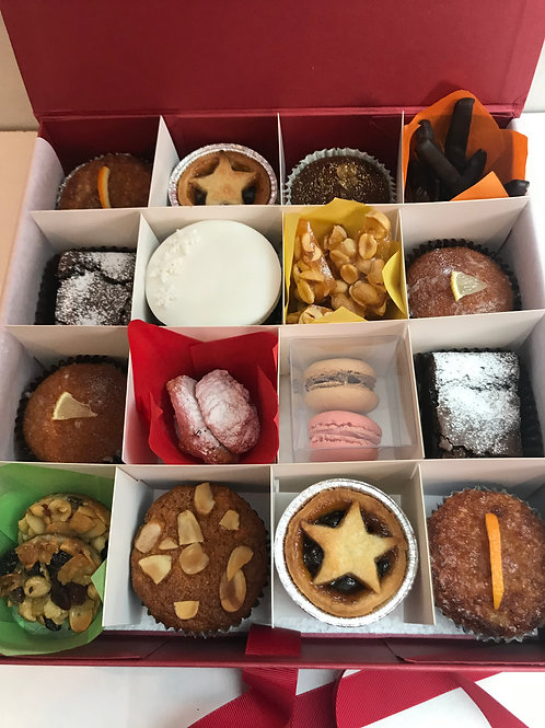 Large Box of Christmas Bakes
