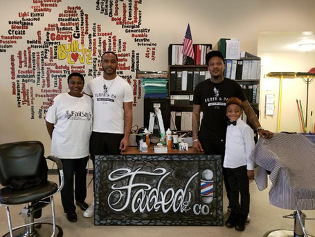 FailSafe-Era and Faded & Company Day of Community Service  February 2019