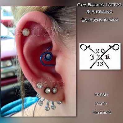 Cry Babies Tattoo - St. John IN