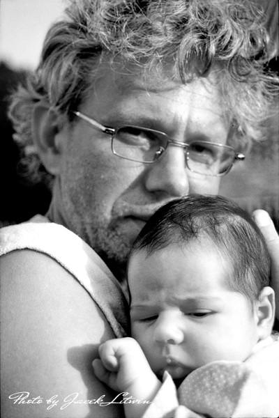Tata Piotr z Julią