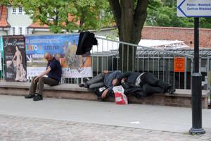 Zmęczeni męzczyźni, Olsztyn, 2006