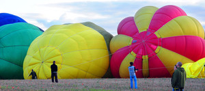 Mistrzostwa w lotach balonem