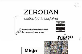 Spółdzielnia Socjalna Zeroban