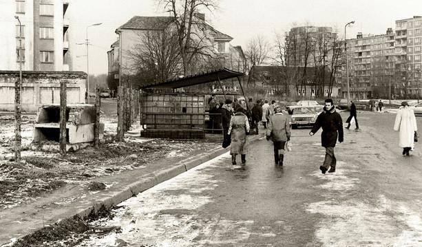 Kaliningrad, 1996