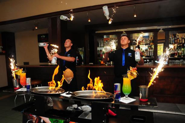 Profesjonalni barmani