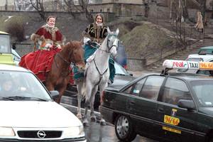 Aleja Niepodległości, Olsztyn, 2003