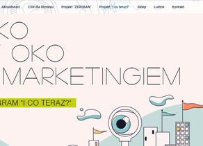 OKO w OKO z marketingiem, czyli program dla NGO