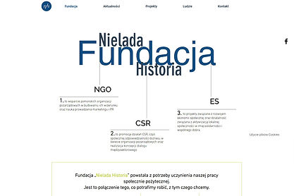 Fundacja Nielada Historia