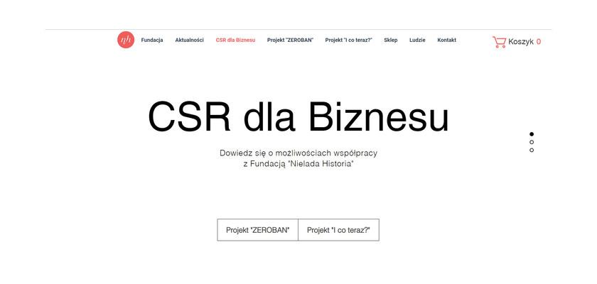 Fundacja Nielada Historia i CSR dla Biznesu