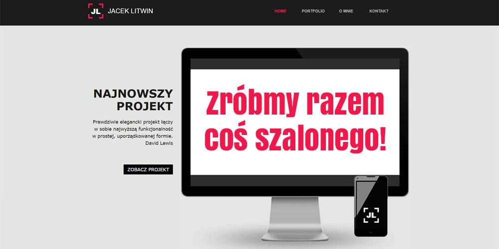 Projektowanie stron internetowych oraz marketing dla NGO.