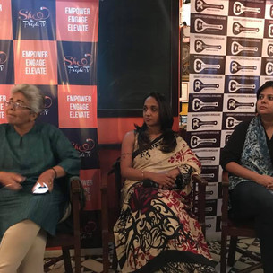 SheThePeople TV Panel discussion