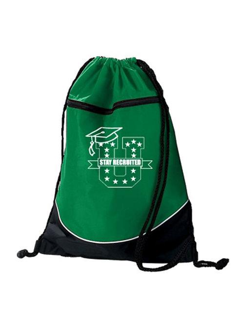 P2P Tri-Color Drawstring Backpack