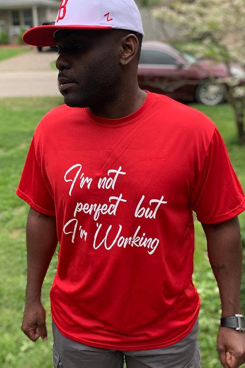 I'm not Perfect! Tee shirt