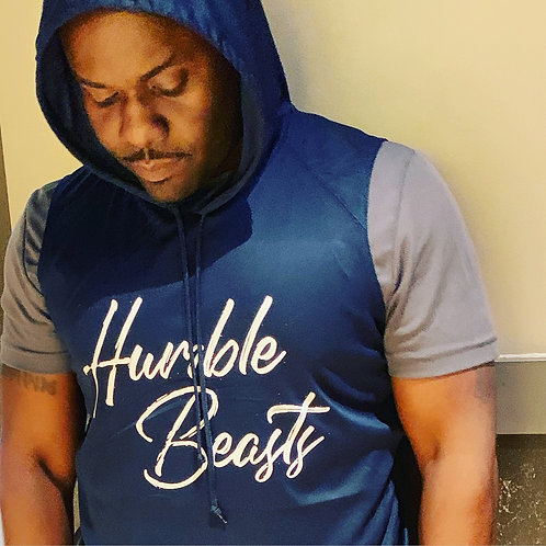 Humble Beast - sleeveless hoodie
