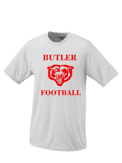 White Butler Football - T-Shirt