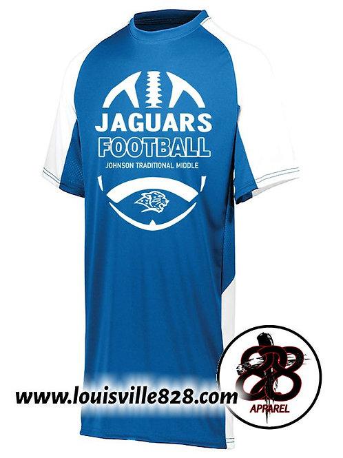 Jaguars Football Cutter Shirt