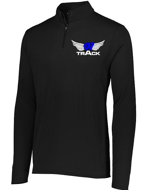 Warhawks Track 1/4 Zip Pullover