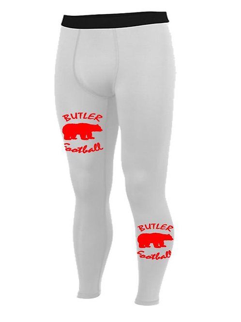 Compression Tights - Butler Football