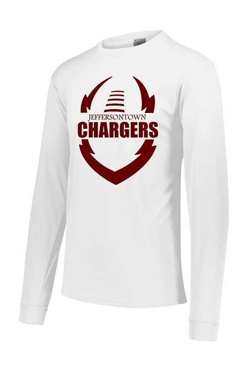 J-Town Chargers LS Tee