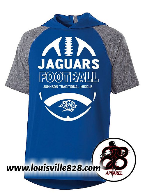 Jaguars Football Echo Hoodie