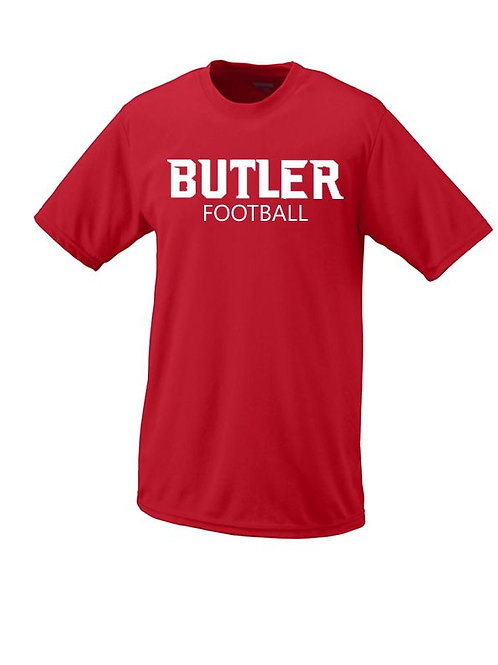 Butler Football 2.0 Dry Fit Tee