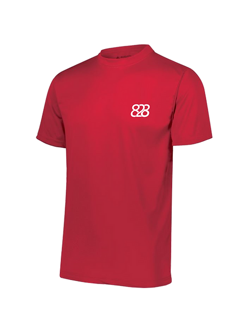 Premier SS Tee - Red