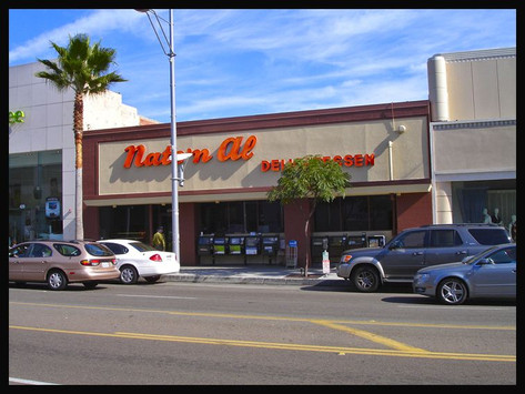 Investor Pays $28 Million for Vacant Nate'n Al Deli in Beverly Hills