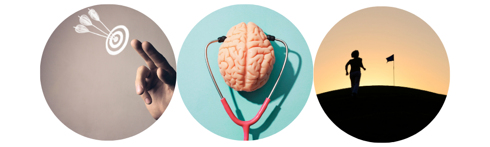 Objectifs de se connecter davantage à nos émotions. cerveau.