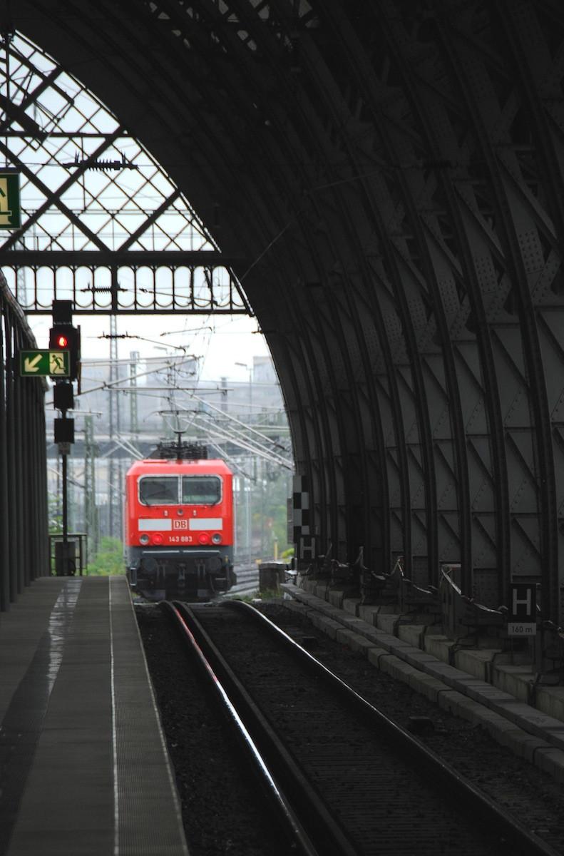 PDI - Dresden Train by Ken Best ( 12 marks)