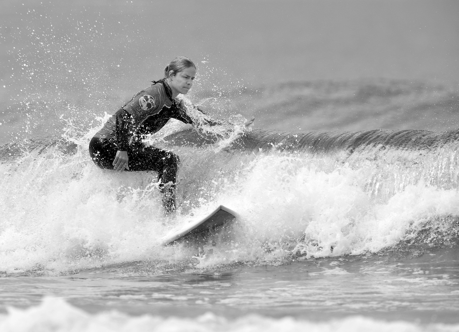 MONO - Surfer by Rowland White ( 12 marks)