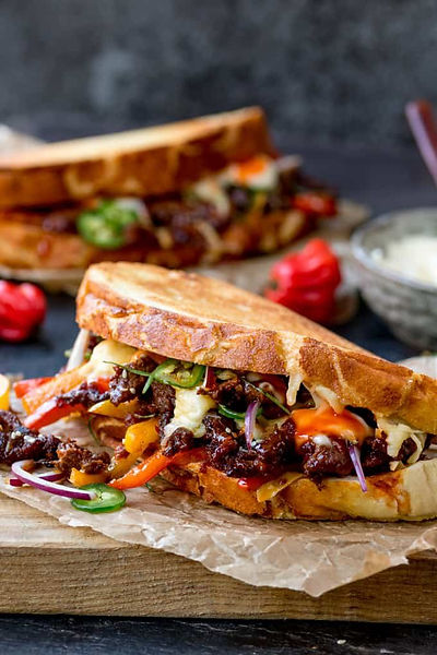 14 Savory Sandwich Recipes for Your Picn