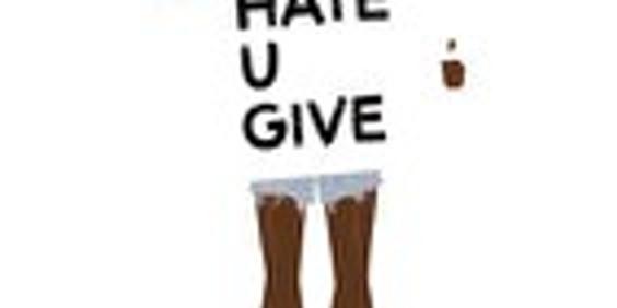 "Nov 2021 ECD UMW Book Club, ""The Hate U Give"" by Angie Thomas"