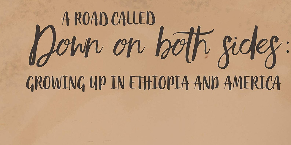 """October  2021 Book Club, """"A Road Called Down On Both Sides"""" by Carolyn Kurtz"""