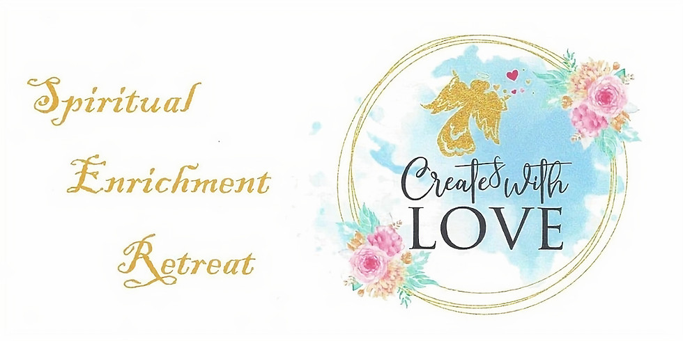 """Florida Conference Spiritual Retreat """"Created with Love"""""""