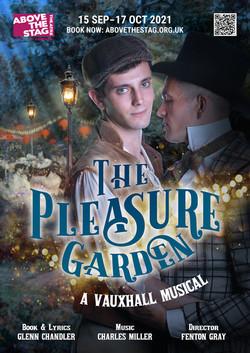 Pleasure Garden poster digital