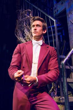 Oli Savil Pink Suit