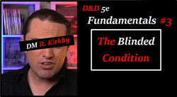 The Blinded Condition