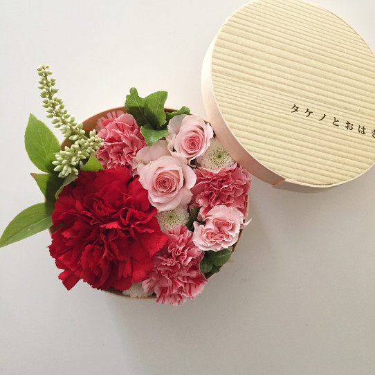 母の日のお花について